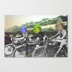 motorqueen Canvas Print