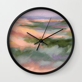 Cape Cod Sunset Wall Clock