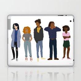 squad Laptop & iPad Skin