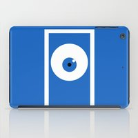 monsters inc iPad Cases featuring Monsters inc (no title) by Citron Vert
