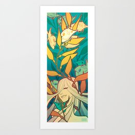 Affinity Art Print
