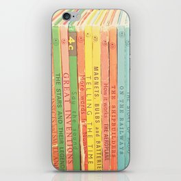 Storytime iPhone Skin