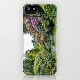 The Lost Gardens of Heligan - Top Pond iPhone Case