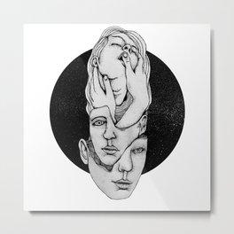 lust Metal Print