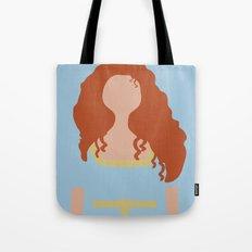 Merida - Brave - Minimalist 2 Tote Bag