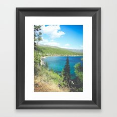 Lake Tahoe 1 Framed Art Print
