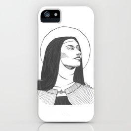 St. Teresa of Avila iPhone Case