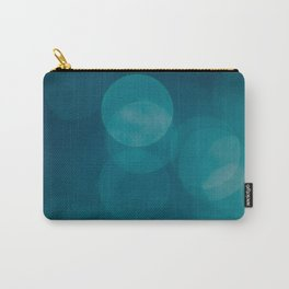 Petrol Blue Carry-All Pouch