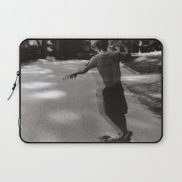 My Home is in My Head Laptop Sleeve