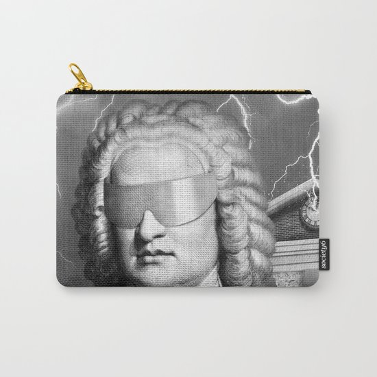 Bach To The Future (New Version) Carry-All Pouch