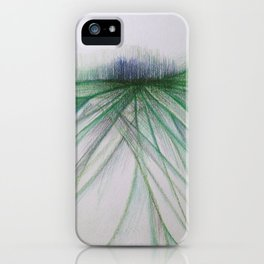 Rising to the Surface iPhone Case