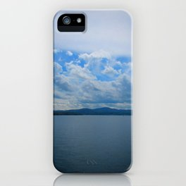 The Great Beyond iPhone Case