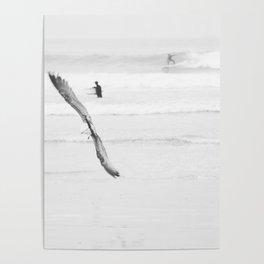 catch a wave VI Poster