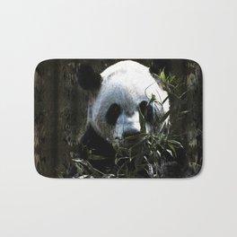 Chinese Giant Panda Bear Bath Mat