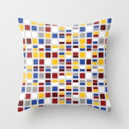 Utopia I Throw Pillow