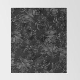 flowers 31 Throw Blanket