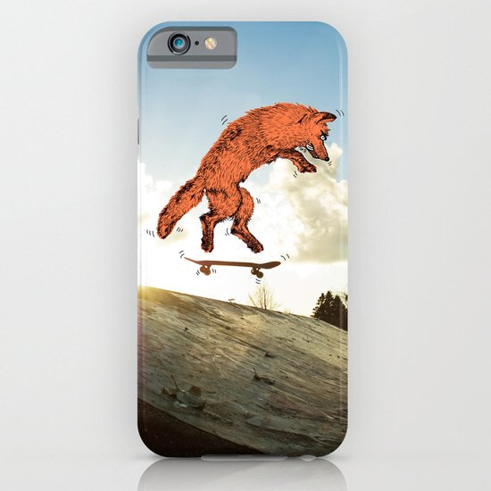 Skateboard FOX! iPhone & iPod Case