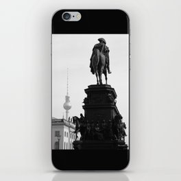 Berlin BW iPhone Skin