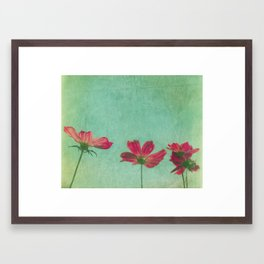 Why Wonder Framed Art Print