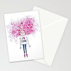 I love Chaos Stationery Cards