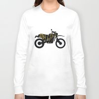 stay gold Long Sleeve T-shirts featuring Stay Gold by Ride The Storm