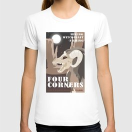 CPS: Four Corners T-shirt