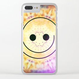 SMILE.... Clear iPhone Case