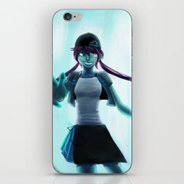 Dark Arc iPhone Skin