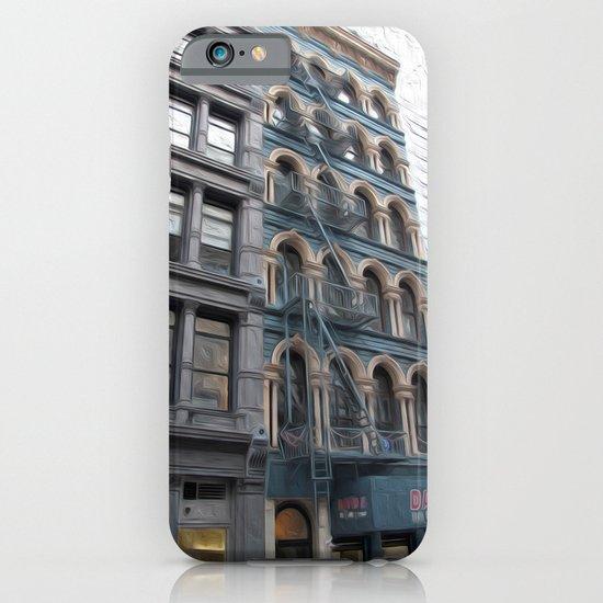 Fire Escape iPhone & iPod Case