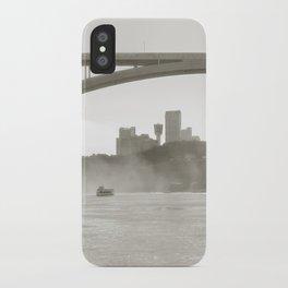 Niagara photography iPhone Case