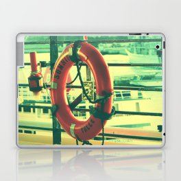 I'd rather drown (my troubles) Laptop & iPad Skin