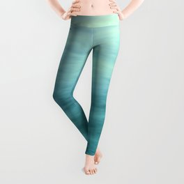 Ocean Blues Leggings