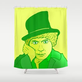 Harpo Shower Curtain
