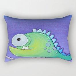 Creatch: Meet Carlton Rectangular Pillow