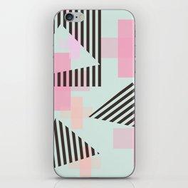 Gem & Mineral Show iPhone Skin