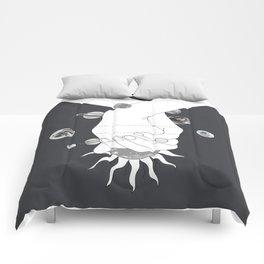 Everything Revolves Around Us II Comforters