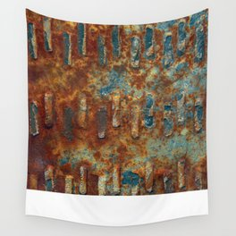 Rust Wall Tapestry