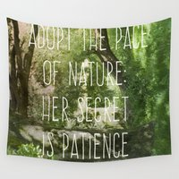 waldo Wall Tapestries featuring Nature by ZenzPhotography