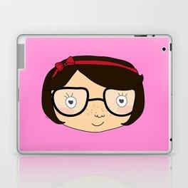 twins in happiness Laptop & iPad Skin