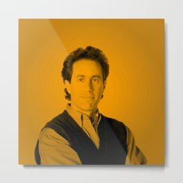Jerry Seinfeld Metal Print