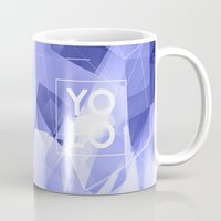 sayings Mugs featuring Dreams of YOLO Vol.3 by HappyMelvin