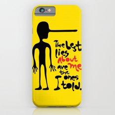 Best Lies iPhone 6s Slim Case