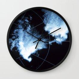 classic storm Wall Clock