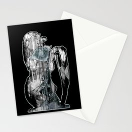 Telse van Kampen - lion version Stationery Cards