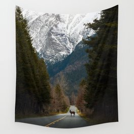 Crossing Paths Wall Tapestry