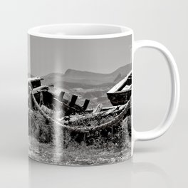 Abandoned Tuna Fisherman Port in Sicily Coffee Mug