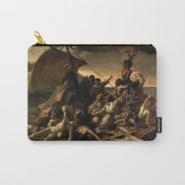 The Raft of the Medusa by Théodore Géricault Carry-All Pouch