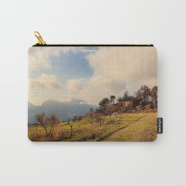 Les Alpes Carry-All Pouch