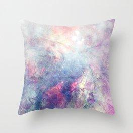 Ice Universe Throw Pillow