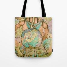 Vulnerable God II-Gravity Tote Bag